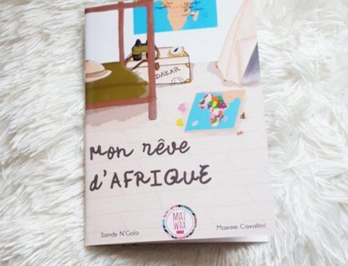 MON RÊVE D'AFRIQUE