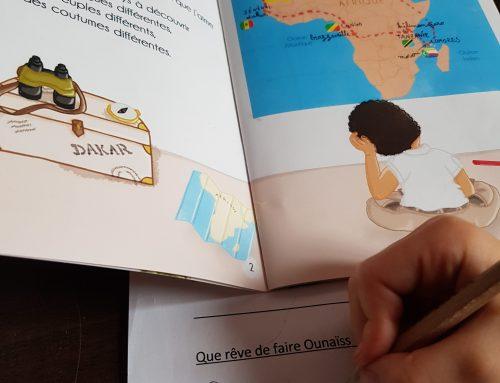 Fiche de lecture : mon rêve d'Afrique